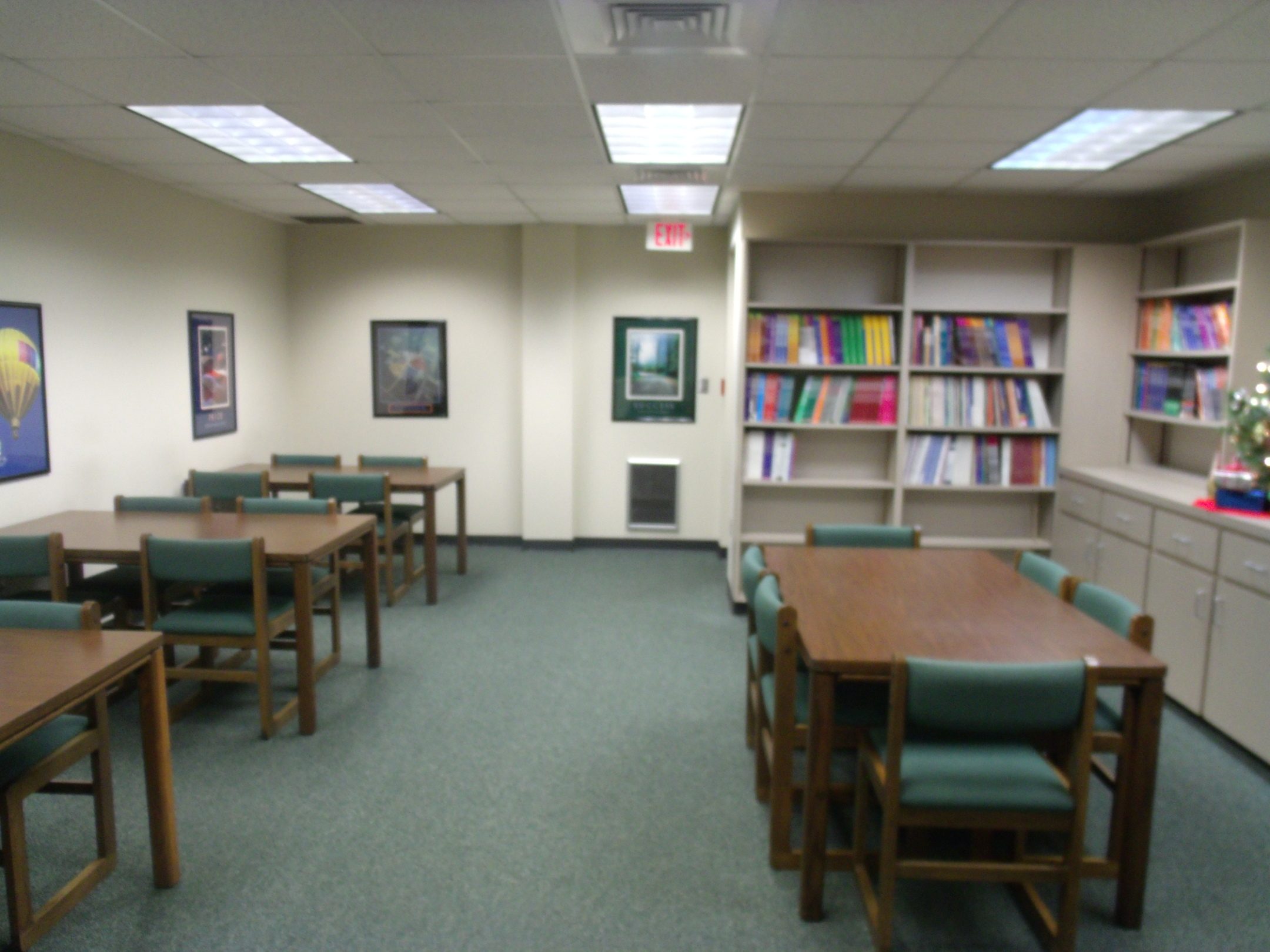 Adult Education Room