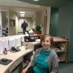 Joanie Looney : Front Desk
